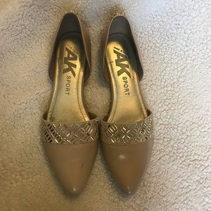 Anne Klein Sport Pointed Toe Flats